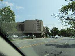 Temple Hillel, Rosedale Road