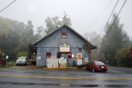 The Depot Deli as it looked when I found it.